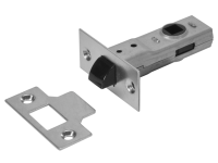 UNION J2600 3.0 Tubular Latch Essentials Zinc Plated 79mm 3in Boxed