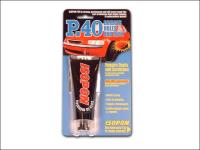 U-Pol P40 Glass Fibre Repair Paste Tube Blister Pack  100ml