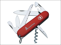 Victorinox Camper Swiss Army Knife Red 1361371