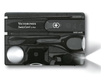 Victorinox Swiss Card Lite Translucent Onyx Blister Pack