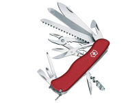 Victorinox WorkChamp Swiss Army Knife Red 09064