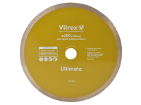 Vitrex 10 3412 Diamond Blade Ultimate 200mm