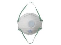 Vitrex Multi Purpose Premium Valved Moulded Mask FFP3 Pack of 3