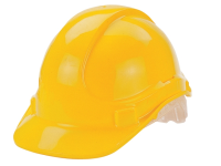 Vitrex 33 4130 Safety Helmet - Yellow