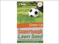 Vitax Green Up Supertough Lawn Seed 30 sq.m