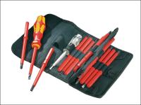 Wera Kraftform VDE Kompakt Screwdriver Set of 16 SL PH PZ TX
