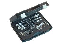 Wera Kraftform Plus Stainless Steel Screwdriver Bit Set of 24