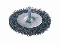 Wolfcraft 2100-000 Wire Wheel Brush 75mm/3in