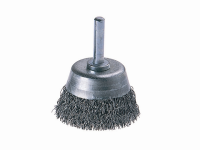 Wolfcraft 2106-000 Wire Cup Brush 50mm x 6mm Shank