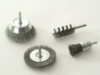 Wolfcraft 2133 000 Wire Brush Set