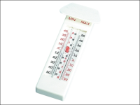 West Test Meters Thermometer Press Button Max Min