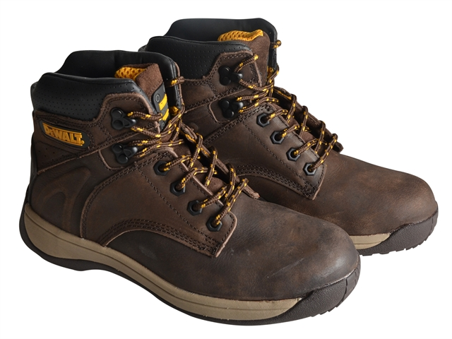 XMS DEWALT Extreme 3 Brown Boot UK 10 Euro 44