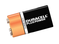 XMS Duracell 9V Batteries Twin Pack