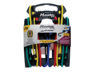 XMS Master Lock Bungee Set, 10 Piece