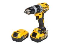 XMS DEWALT XR Brushless G2 Combi Drill 18V 1 x 5.0Ah & 1 x 4.0Ah Li-ion