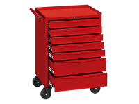 XMS Teng Rolling Cabinet Midi Tool Kit, 369 Piece
