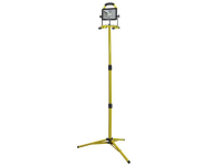 XMS Faithfull Site Light with Tripod 1800 Lumen 110V