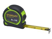 XMS Stanley Hi-Viz Tylon™ Tape 5m/16ft (Width 25mm)