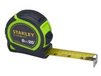XMS Stanley Hi-Viz Tylon™ Tape 8m/26ft (Width 25mm)