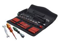 XMS Wera KK W1 Maintenance Kit, 35 Piece