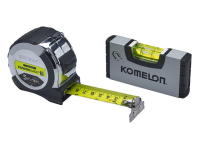 XMS PowerBlade™ II Pocket Tape 5m/16ft (Width 27mm) with Mini Level