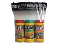 XMS Triple Pack Wipes (Extra Value Power Pack)