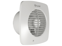 Xpelair Silent Extractor Fan-Timer 150mm
