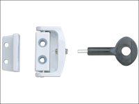 Yale Locks P113 Toggle Window Locks White Pack of 1