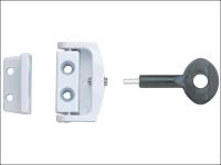 Yale Locks P113 Toggle Window Locks White Pack of 2