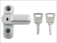Yale Locks 8K103 PVCu Window Stop White