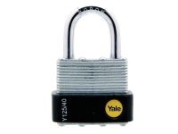 Yale Locks Y125 40mm Laminated Steel Padlock