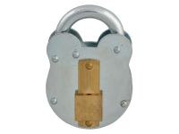 Yale Locks Y215 53mm Traditional Lever Padlock