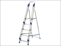 Zarges Professional Platform Steps Platform Height 1.26m 6 Rungs