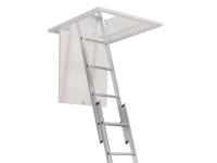 Zarges Aluminium 2 Part Loft Ladder