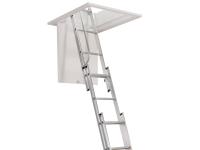 Zarges Aluminium 3 Part Loft Ladder