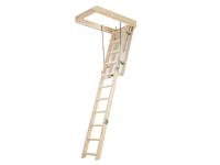 Zarges Timber Loft Ladder 1130mm x 560mm