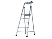 Zarges Pro-Bat Platform Steps Platform Height 1.43m 6 Rungs
