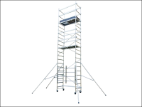 Zarges Speedy 5003T 80 Tower Working Height 7.15m Platform Height 5.15m