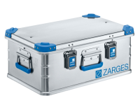 Zarges 40701 Eurobox Aluminium Case 550 x 350 x 220mm (Internal)
