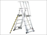 Zarges ZAP 1 Access Platform Platform Height 1.0/1.3/1.6/1.8m 4 - 7 Rungs