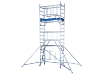 Zarges Reachmaster™ ARG Tower Working Height 6.55m Platform Height 4.5m
