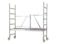 Zarges Reachmaster™ Tower Working Height 3.7m Platform Height 1.7m External Use