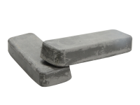 Zenith Profin Abramax Polishing Bars (Pack of 2) - Grey